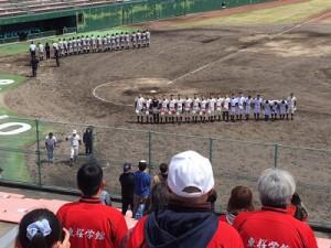 春季野球②
