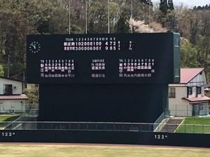春季野球③